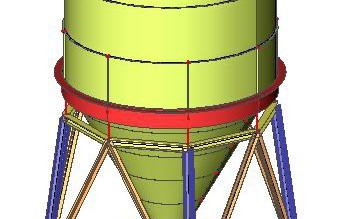 progettazione serbatoi silo